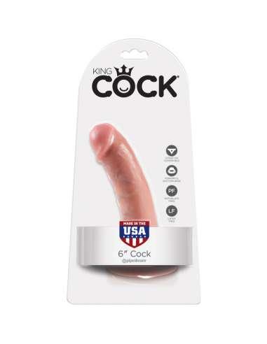 king-cock-dildo-realista-15cm-tuppersex-tapersex-secretosdealcoba