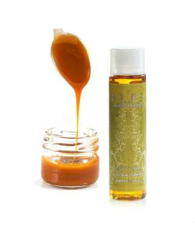Nuei-aceite-masaje-efecto-calor-caramelo-secretosdealcoba